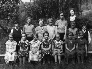 Perseruds skola 1937