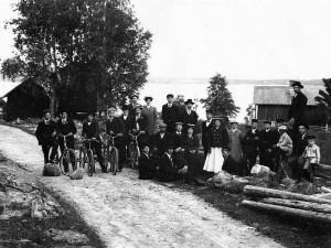 Rönningssläkten 1909 (hr Elofsson)