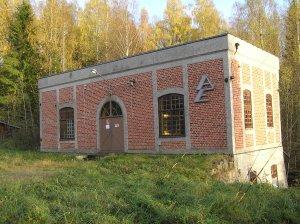 Perserud kraftstation 2009